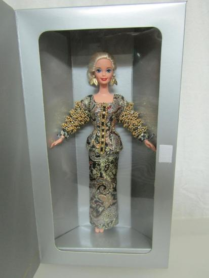 0e86b393 Barbie Doll. 1995 Christian Dior Barbie. Limited Edition. New In Box ...