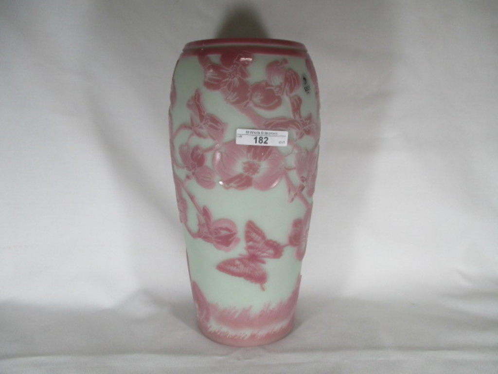 Imperial, Fenton and Art Glass Auction