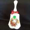 Fenton HP Christmas  Bell