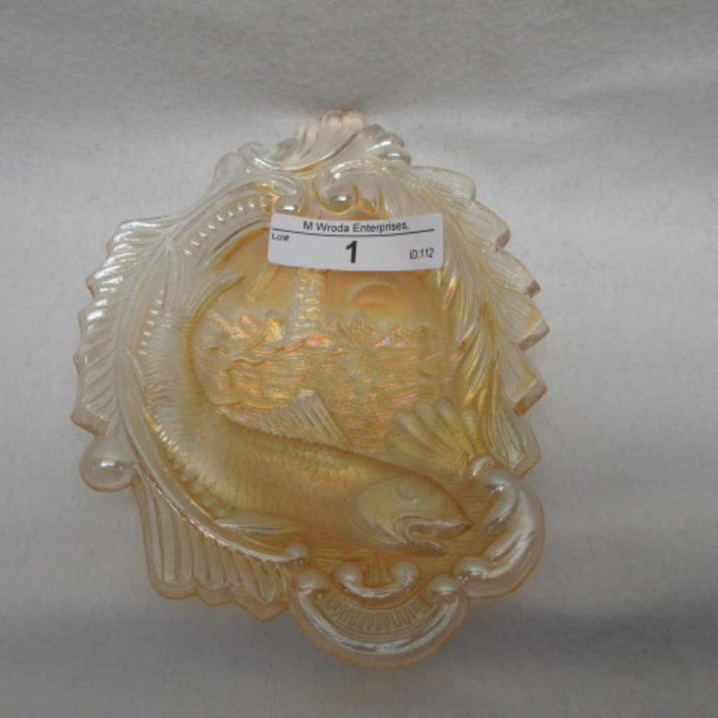 Gillespie Carnival Glass Auction