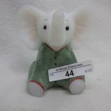 Fenton HP Elephant - Pajama Babies
