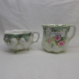 2 RS Prussia shaving mugs as shown