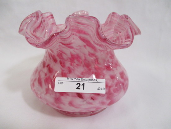 """Fenton 4"""" vasa Muhrina vase"""