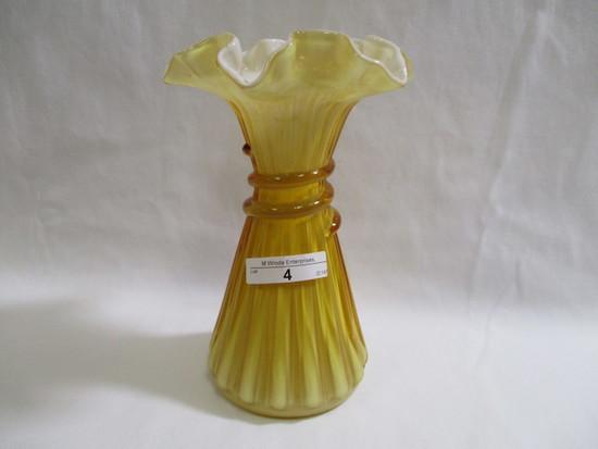 Fenton Wheat Vase