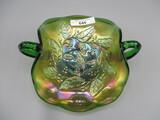 Mburg green Holly card tray