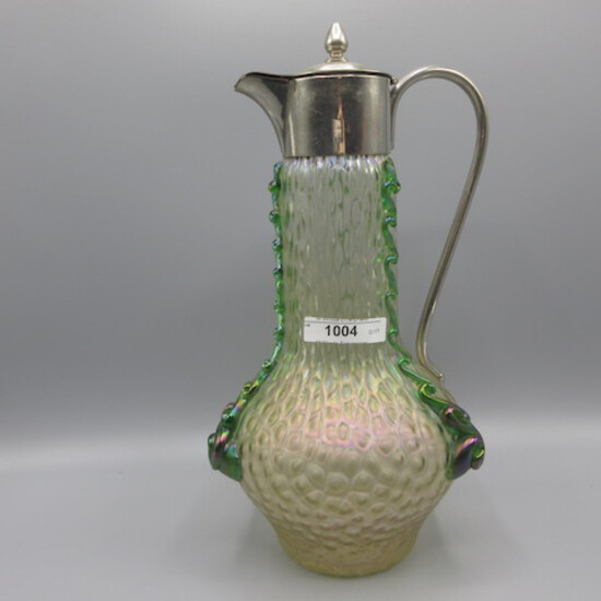 Antiques- Fenton - Carnival Glass Auction