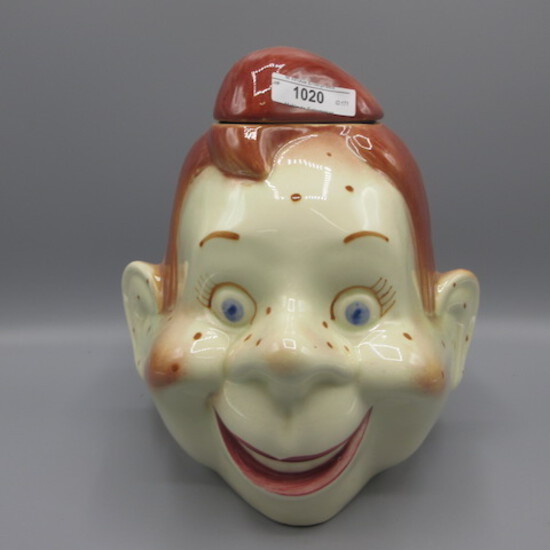 Howdy Doody cookie jar.