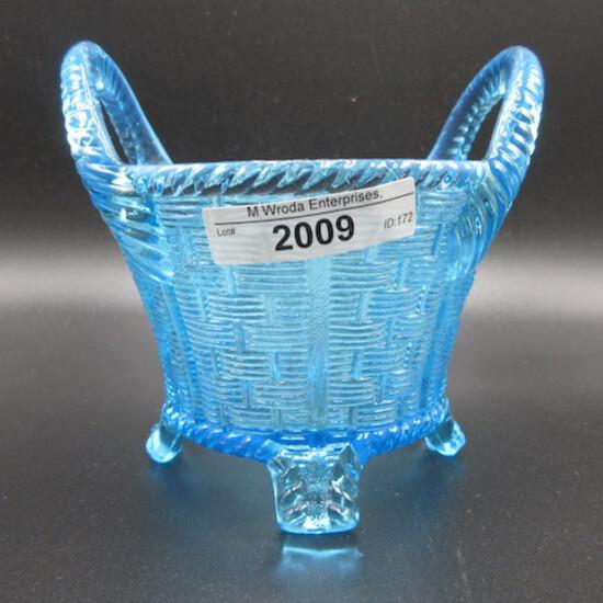 Nwood sapphire round bushel basket. NOT CG