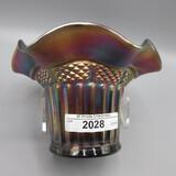 Nwood purple Lustre Flute hat