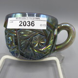 Whirling star cup