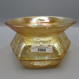 MArigold Soda Gold spittoon