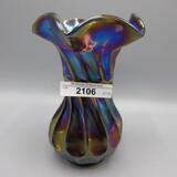 Imp elec purple Colonial Lady vase