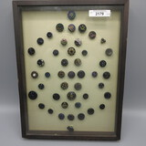 shade box of buttons as shown