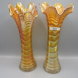 2 Imp mari Ripple vases 13