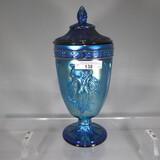 Fenton favrene dancing lady urn