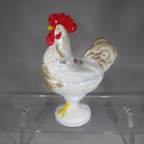 West irid HP Rooster on nest as shown
