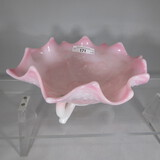 Fenton rosalene Lion ft'd bowl