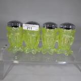 4 vaseline opal cactus S&P's