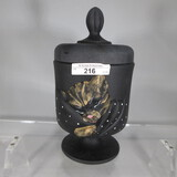 Fenton HP Chessie cat box- satin black