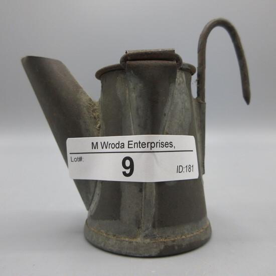 "Coal Miner's lamp-3"""