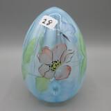 Fenton blue Rib Optic egg-HP D. Fredrick-5