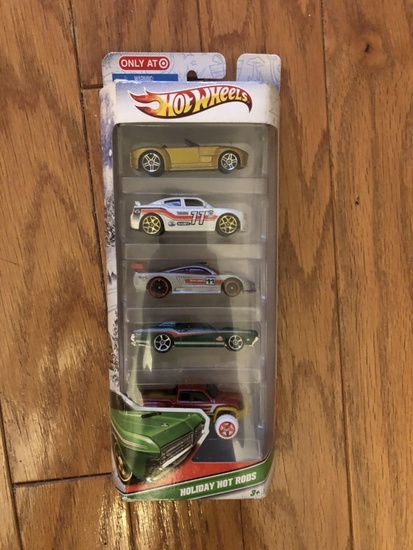 Hot wheels holiday hot rods fi    Auctions Online | Proxibid
