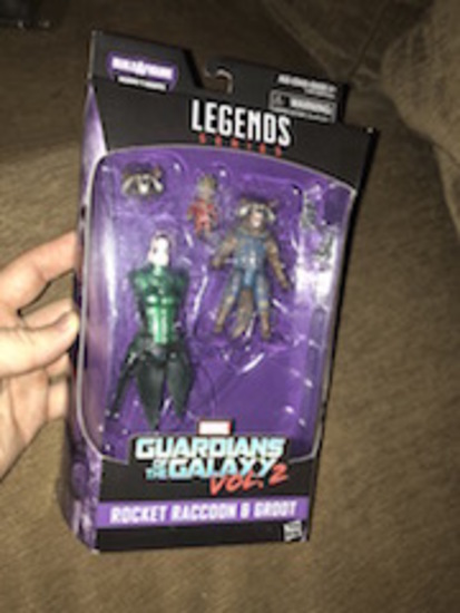 Legends - Guardians -of the Galaxy Figure