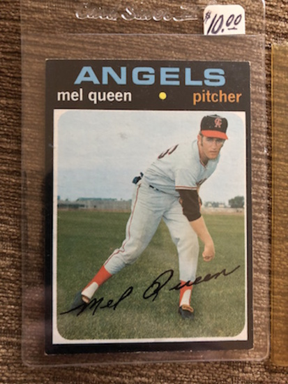 MEL QUEEN - PITCHER