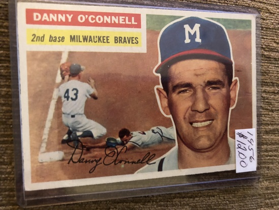 DANNY O'CONNELL- 2ND BASE