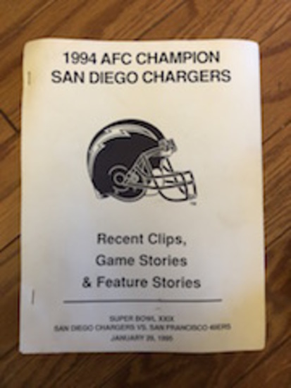 1994 AFC Champion Recent Clips, Game Stories & Feature Stories