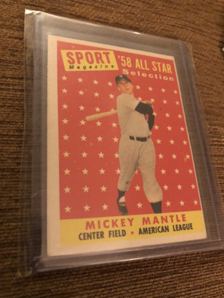 Sports Cards, Collectibles, and Toys