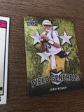 Josh Rosen Field Generals Football Trading Card