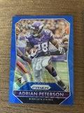 Adrian Peterson Blue SP