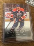 Young Guns Teemu Hartikainen Hockey Card