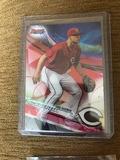 Nick Senzel Third Baseman Baseball Card