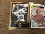 Mike Schmidt 3rd Base Baseball Card