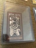 Santana C Indians Gypsy Queen Baseball Cards