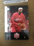 Upper Deck Rivals Cavaliers Basketball Trading Cards