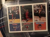 Fleer Tradition Yao Ming, Jay Williams, Mike Dunleavy