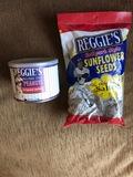 Reggie Jackson Sunflower Seeds and Peanuts MLB Baseball New York Yankees UNOPEN RARE