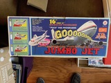 CHENG CHING TOYS JUMBO JET 747 with Org Box