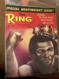 THE RING BOXING MAGAZINE MAY 1973 GEORGE FOREMAN