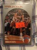 Mak Jackson NBA Hoops Knicks