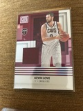 Bowman Kevin Love  Cavaliers Relic