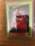 2018 Panini Optic Doruss Rated Rookie Troy Brown Wizards 149 Made