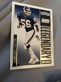 2016 Panini Contenders Football Lawrence Taylor Giants Legendry