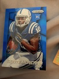 Panini Prizm Donte Moncrief Colts Rookie Card