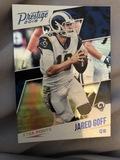 2018 Prestige Jared Goff Xtra Points