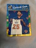 Donruss Derrick Rose New York Knicks