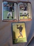 3 Card Lot Donovan Mcnabb, Dauntee Culpepper, Willis Mcgahee